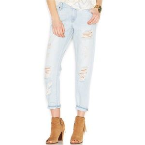 Lucky Brand - Sienna Slim Boyfriend Jeans